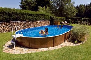 eef9cd0009 Nadzemní bazény jsou díky své jednoduchosti a cenové dostupnosti přímo  odpovědné za prudký vzrůst obliby zahradních bazénů u nás.