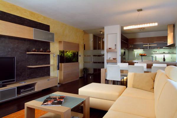 Když je moderní interiér ozdobou bytu