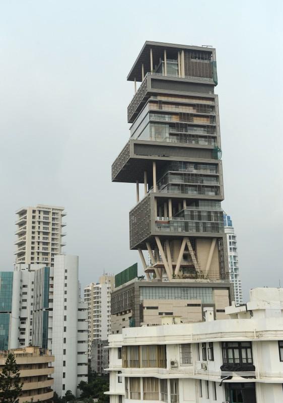 Antilla Mumbai