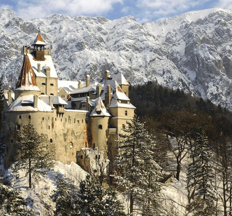 Drákulův zámek