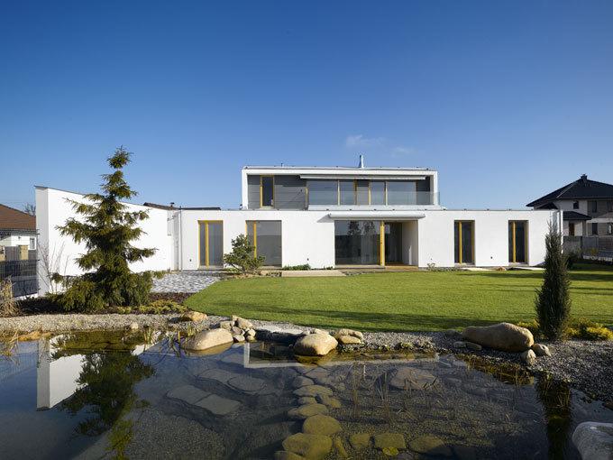 Dům ve Slaném