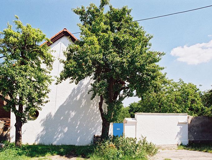 Rekonstrukce rodinného domu v Hroněticích