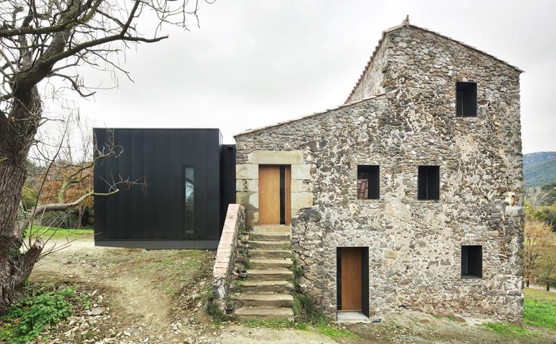 Porch House u španělské Girony