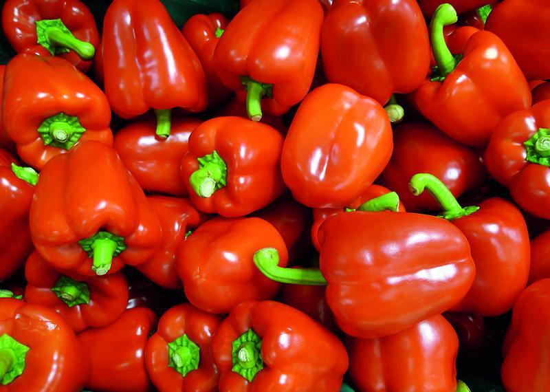 Mini paprika
