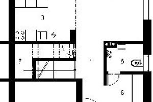 Architekta radí jak rozvrhnout prostor