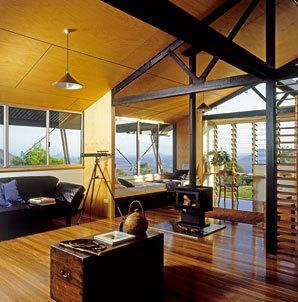 Oceňovaný australský dům Hammond Residence