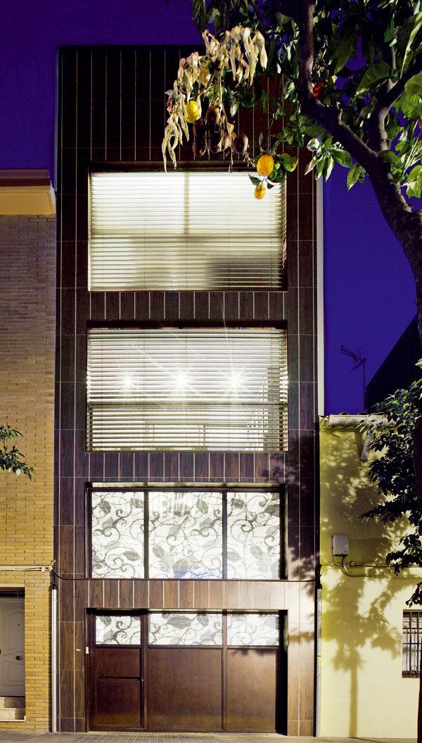 Nadstandardně pohodlný dům uprostřed barcelonské čtvrti