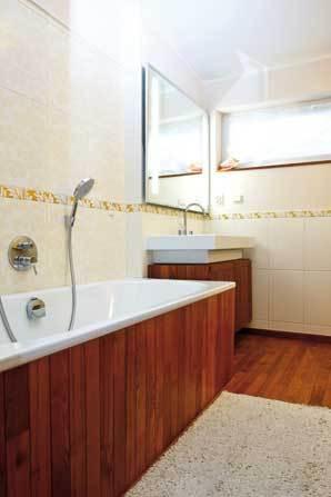 Inspirativní renovace koupelny