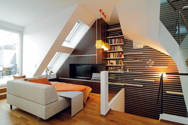 Bydlení v podkroví