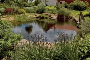 Přírodní zahrada s dotykem profesionála