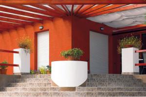 Stínicí prvky – součást moderní stavby
