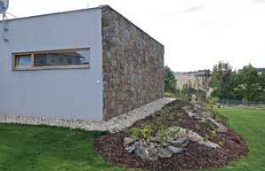 Zajímavý ekologický dům