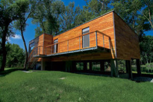 Plochá střecha jako moderní konstrukční systém