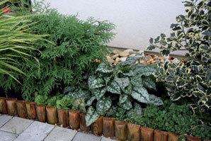 Vyžeňte nudu a chaos z úzké zahrady