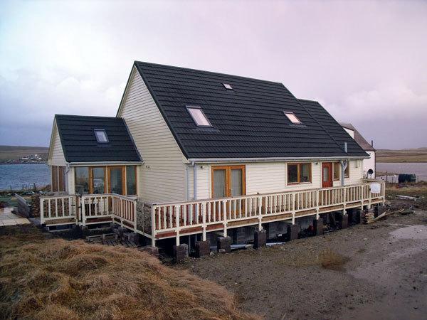Domy s nulovou spotřebou energie