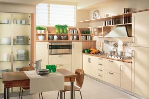 Zařiďte si pěknou a praktickou kuchyň