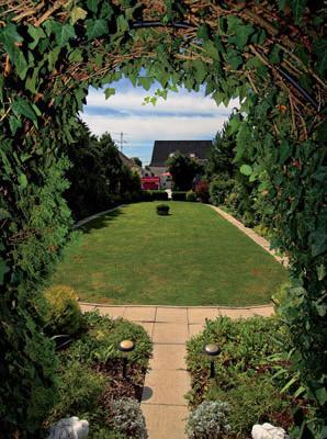 Tvarovatelná zahrada