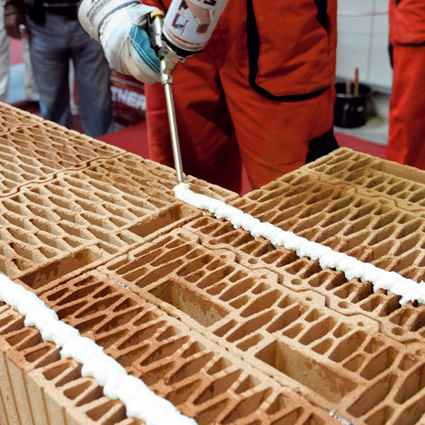 Cihla jako stavební materiál