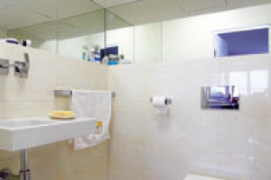 Minimalistická koupelna