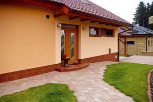Renovace zahradní dlažby