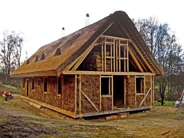 CO2 neutrální dům