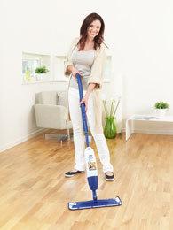 Snadný úklid všech typů podlah