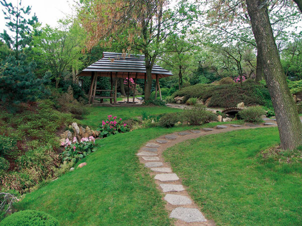 Jak zpřístupnit zahradu