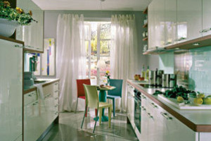 Nová kuchyň ve starém bytě
