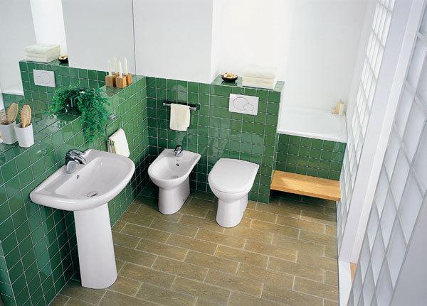 Jak vyzrát na malou koupelnu?
