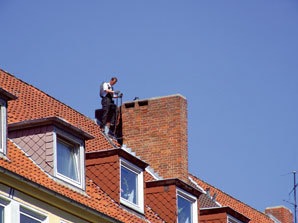 Poruchy a opravy komínů