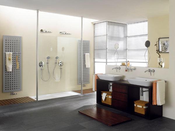 Vanu, nebo sprchu?