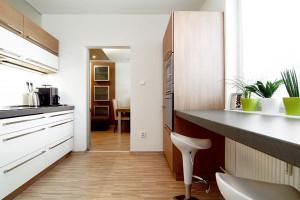 Vyléčený panelákový byt po rekonstrukci