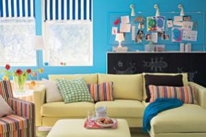 Škola interiérového navrhování X: Textilní dekorace oken