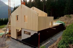 Montované rodinné domy