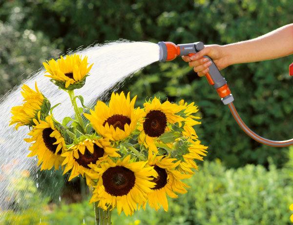 Zavlažovací technika pro vaši zahradu