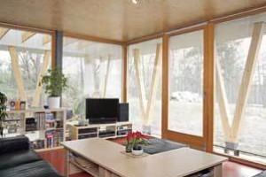 Ekologický dům na venkově