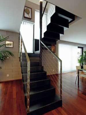 Na horu po schodišti dolů – hlavně bezpečně!