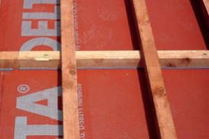 Skladba střechy s nízkým sklonem