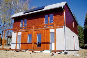 Dřevostavby v boji s vlhkostí