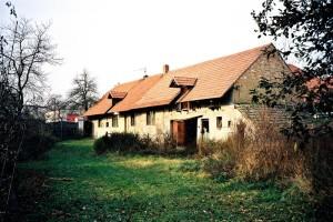 Pečlivá přestavba zemědělské usedlosti na rodinný dům