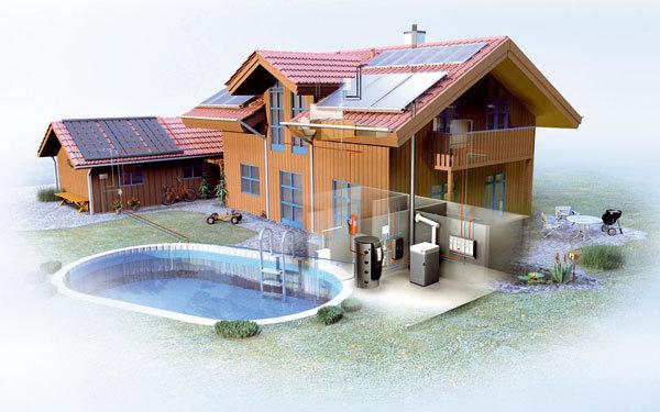 Proměnte sluneční záření ve vaše teplo