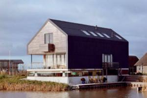 Originální dům navazující na venkovské tradice