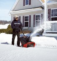 Vyberte si sněžnou frézu
