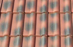 Dvoubarevná povrchová úprava střešní krytiny pro ty, kteří se chtějí odlišit