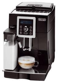 Káva nebo cappuccino jedním dotykem