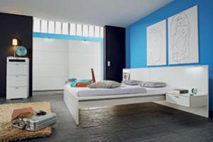 Škola barev II: Studené barvy modrá a černá