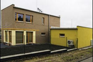Nízkoenergetické rodinné domy na Arbesově ulici v Olomouci – kvalitní a zdravé bydlení