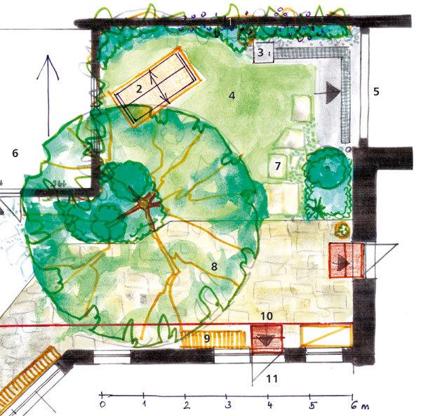Atrium – malý prostor a velké změny