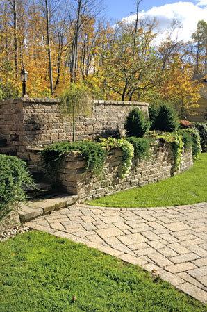 Nový betonový systém s přírodním vzhledem