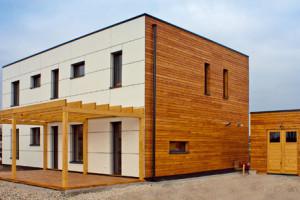 Dřevo pro nízkoenergetickou a pasivní výstavbu